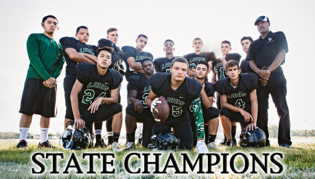 State Football Champs