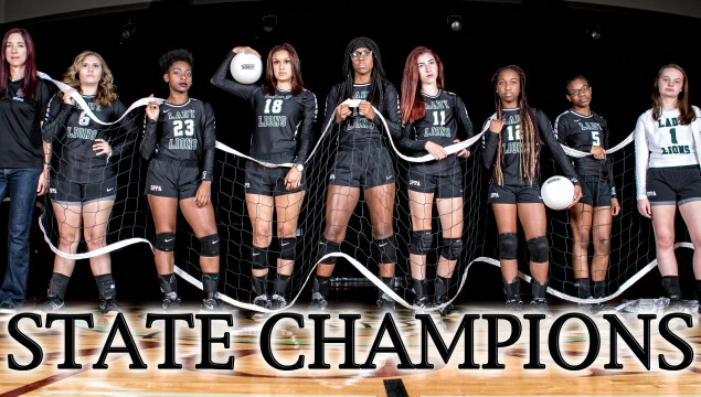 State Volleyball Champs