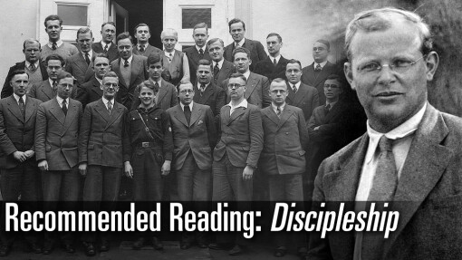 Recommended Reading: Dietrich Bonhoeffer and Discipleship