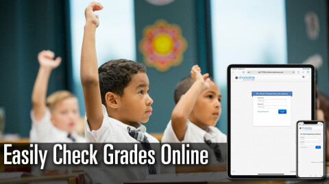 Easily Check Grades Online