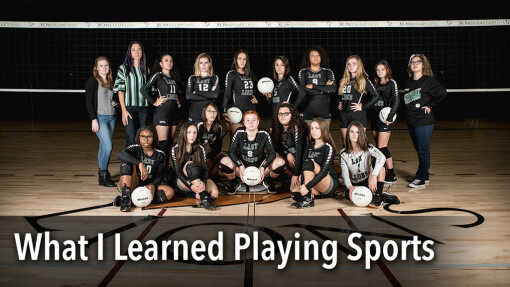 What I Learned Playing Sports
